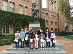 College Exploration -- Tommy Trojan-Group2