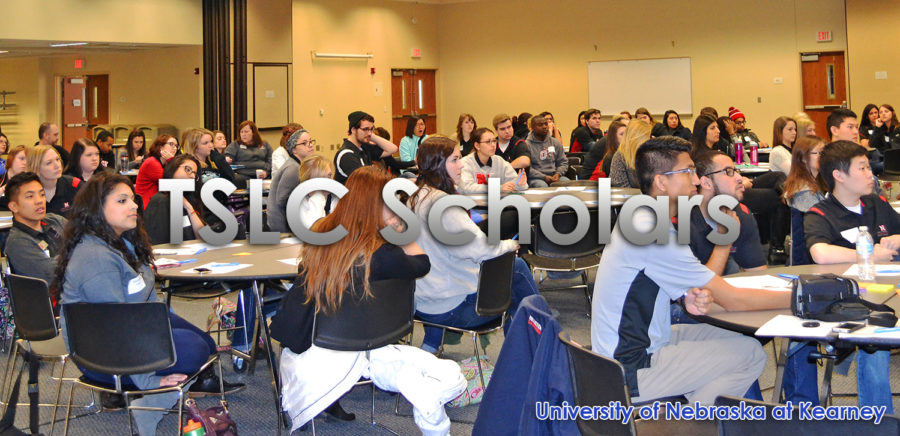 Thompson Scholars mentors retreat at University of Nebraska at Kearney