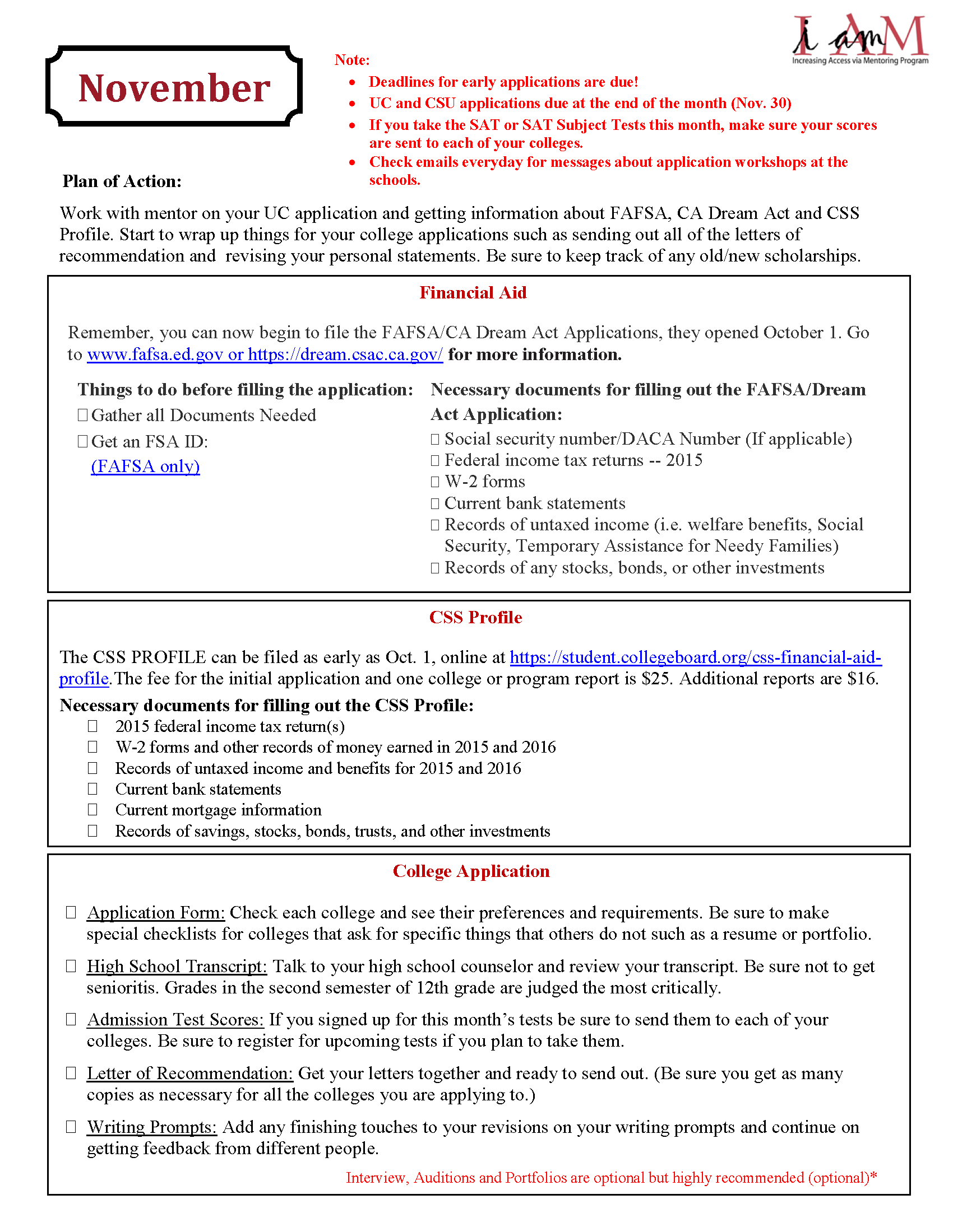worksheet Css Profile Worksheet monthly agenda pullias center for higher education agendas