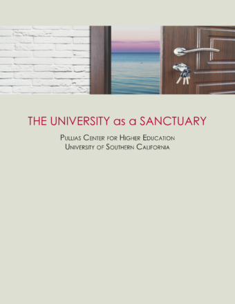 The University as a Sanctuary