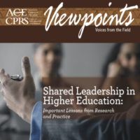 Shared Leadership in Higher Education