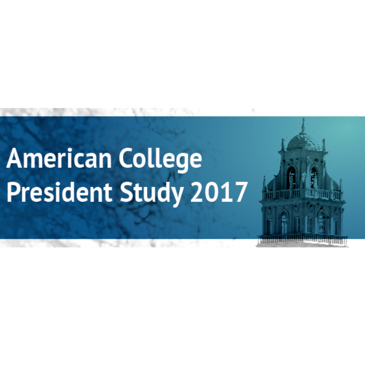 Webinar to Explore the Findings of the American College President Study 2017