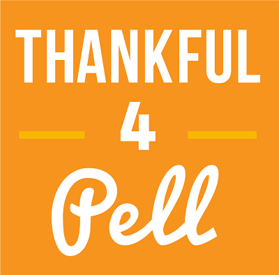 This Week: Tell Our Lawmakers Why You're #Thankful4Pell